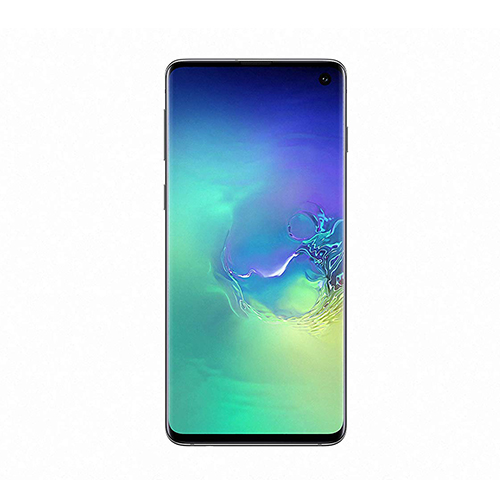 Samsung s10 green front